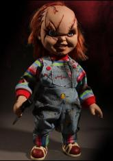 CHILDS PLAY - SCARRED CHUCKY (WITH SOUND)