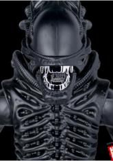 ALIEN - WARRIOR ALIEN (BLACK) - 18 INCH [FIGURE]