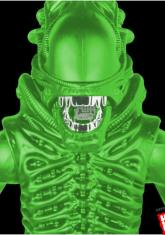 Alien - Warrior Alien (Acid Green) - 18 Inch [Figure]
