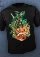 ARMY OF DARKNESS - COLLAGE [GUYS SHIRT]