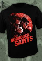BOONDOCK SAINTS - SMOKING [GUYS SHIRT]
