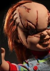 Childs Play - Scarred Chucky (With Sound) [Figure] - Pre-Order