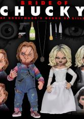 Childs Play - Bride Of Chucky Set [Figure]