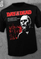 DAY OF THE DEAD - DARKEST DAY OF HORROR [GUYS SHIRT]