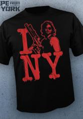 ESCAPE FROM NEW YORK - I HEART NY [GUYS SHIRT]