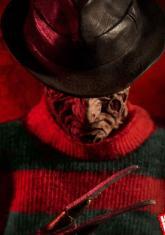 NIGHTMARE ON ELM STREET - FREDDY 1:12 SCALE [FIGURE]