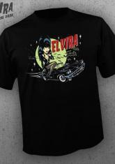 ELVIRA - HOT ROD [MENS SHIRT]
