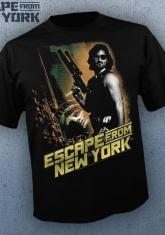 ESCAPE FROM NEW YORK - POSTER (COLOR) [GUYS SHIRT]