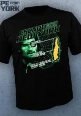 ESCAPE FROM NEW YORK - MAP [GUYS SHIRT]