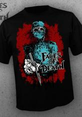 FACES OF DEATH - DOCTOR (BLACK) - HORRORMERCH EXCLUSIVE [MENS SHIRT]