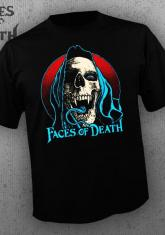 FACES OF DEATH - SKULL [MENS SHIRT]