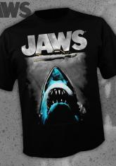 JAWS - POSTER (COLORIZED) [GUYS SHIRT]