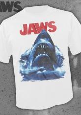 JAWS - JUMP (WHITE) [GUYS SHIRT]