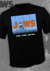 JAWS - PRESS START [GUYS SHIRT]
