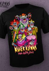 KILLER KLOWNS FROM OUTER SPACE - CREW [MENS SHIRT]