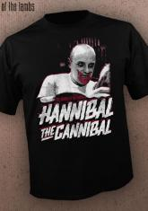 SILENCE OF THE LAMBS - HANNIBAL THE CANNIBAL [GUYS SHIRT]