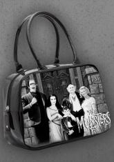 MUNSTERS - FAMILY HANDBAG
