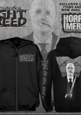 HORRORMERCH EXCLUSIVE - NIGHTBREED - DECKER [ZIP-UP SWEATSHIRT]