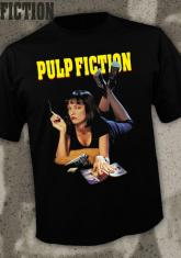 PULP FICTION - POSTER [GUYS SHIRT]