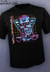 TERMINATOR - ENDOSKELETON GRID [GUYS SHIRT]