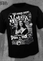 VAMPIRA - SPOOK-A-THON [MENS SHIRT]