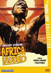 Africa Addio Cover 1