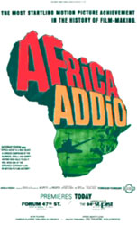Africa Addio Poster 1
