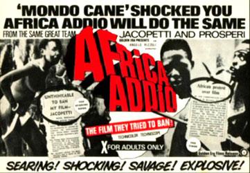 Africa Addio Poster 2