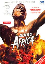 Africa Addio Poster 5