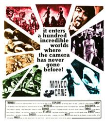 Mondo Cane Poster 10