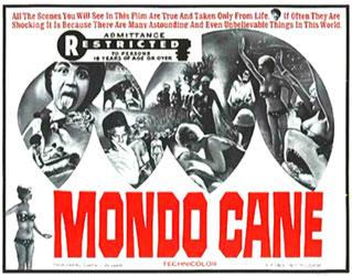 Mondo Cane Poster 3