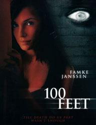 100 Feet Poster 2
