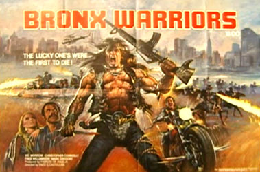 1990: The Bronx Warriors Poster 1