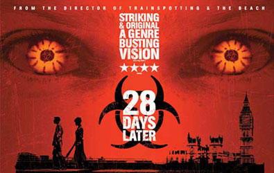 28 Days Later Poster 1
