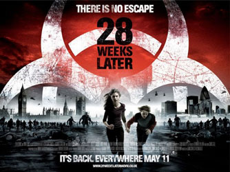 28 Weeks Later Poster 5