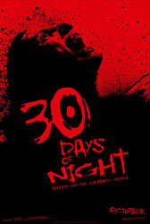30 Days of Night Poster 1