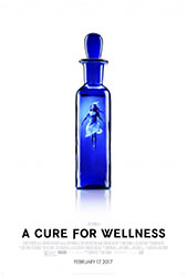 A Cure for Wellness Poster 1