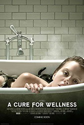 A Cure for Wellness Poster 2