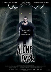 Alone In The Dark Poster 2