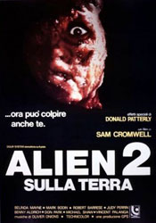 Alien 2: On Earth Poster 2