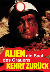 Alien 2: On Earth Poster 3