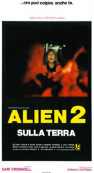 Alien 2: On Earth Poster 5