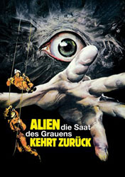 Alien 2: On Earth Poster 6