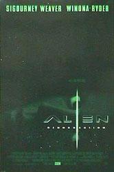 Alien: Resurrection Poster 2