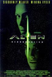 Alien: Resurrection Poster 3