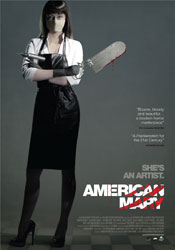 American Mary Poster 2