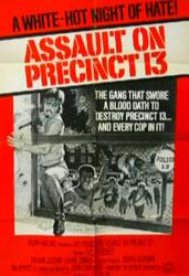 Assault On Precinct 13 Poster 1