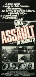 Assault On Precinct 13 Poster 2