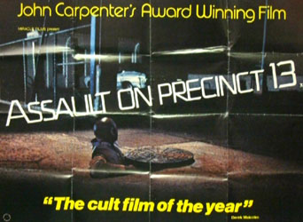 Assault On Precinct 13 Poster 3