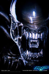 Alien Vs. Predator Poster 1